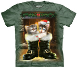 Youth: Boots & Cats T-Shirt