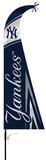 MLB New York Yankees Feather Flag Flag