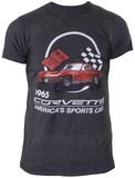 Corvette- Americas Sports Car Shirts