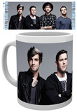 All Time Low Band Mug Mug