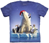 Polar Party Camisetas