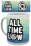 All Time Low Logo Mug Mug