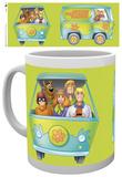 Scooby Doo Mystery Wagon Mug Mug