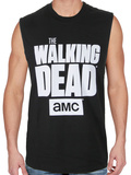 Walking Dead- Logo (sleeveless) Shirts