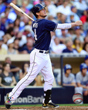 Wil Myers 2015 Action Photo