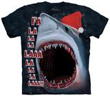 Xmas Shark Shirt