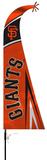 MLB San Francisco Giants Feather Flag Flag