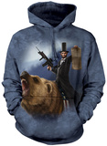 Hoodie: Lincoln The Emancipator Pullover Hoodie