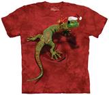 Peace On Earth Gecko T-shirts