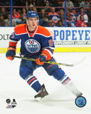 Connor McDavid 2015-16 Action Fotografía