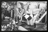 Ariana Grande Cycle Photo