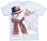 Happy Snowman T-shirts