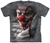 Clown Cut T-Shirt