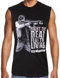 Walking Dead- Fear the Living (sleeveless) T-Shirt