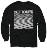 Long Sleeve: Deftones- Blinds T-Shirt