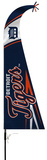 MLB Detroit Tigers Feather Flag Flag