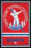 New York Giants - Retro Logo 15 Posters