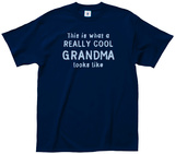 Really Cool Grandma T-shirts