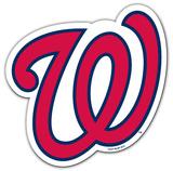 MLB Washington Nationals Vinyl Magnet Magnet