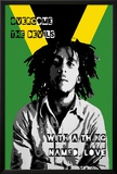 Bob Marley Collage Posters