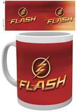 The Flash Logo Mug Taza