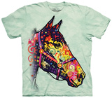 Youth: Funky Horse Shirts