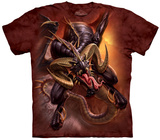 Dragon Raid T-shirts
