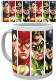 DC Comics Justice League Faces Mug Mug