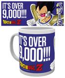 Dragonball Z Vegeta Mug Mug