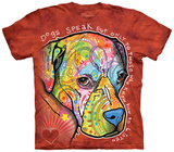 Dogs Speak T-shirts