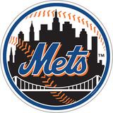 MLB New York Mets Vinyl Magnet Magnet
