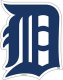 MLB Detroit Tigers Vinyl Magnet Magnet