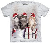 Presents Cats T-shirts