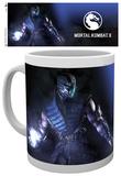 Mortal Kombat X Sub Zero Mug Tazza