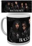 Black Veil Brides Group Stand Mug Mug
