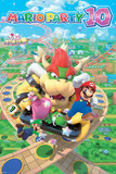 Mario Party 10- Game On Posters
