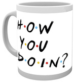 Friends How You Doin Mug Mug