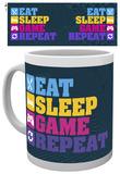 Gaming Eat Sleep Mug Mug
