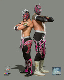 The Lucha Dragons 2015 Posed Photo