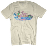 Pepper- Island Surfer T-shirts