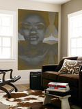 Ebony Wall Mural by  NaxArt