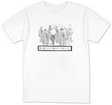 The Return of Guarded Optimism - New Yorker T-Shirt T-Shirt by Leo Cullum