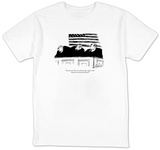 """Do you ever have one of those days when everything seems un-Constitutiona"" - New Yorker T-Shirt Shirt by Joseph Mirachi"