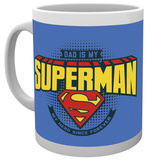 Superman Dad Is Superman Mug Mug