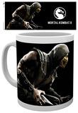 Mortal Kombat Scorpion Mug Tazza