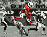 Larry Fitzgerald 2015 Spotlight Action Photo