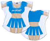 Cheerleader Cover-Up Shirts