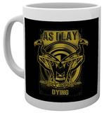 As I Lay Dying Vulture Mug Mug