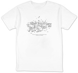 """We may as well go home.  It's obvious that this meeting isn't going to se"" - New Yorker T-Shirt T-shirts by George Booth"