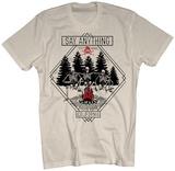Say Anything- Cali Campfire T-shirts
